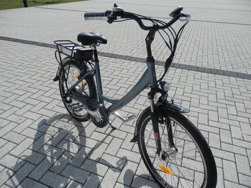 The Santana Petite | Electric Bikes from Woosh | electric