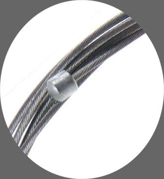 Alivio rapidfire inner gear cable