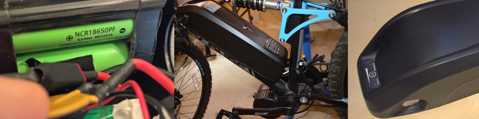 E-bike Batteries | Electric Bikes from Woosh | electric bike ... on
