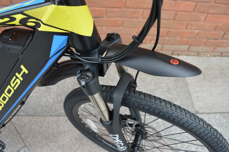 The new Woosh Rio MTB
