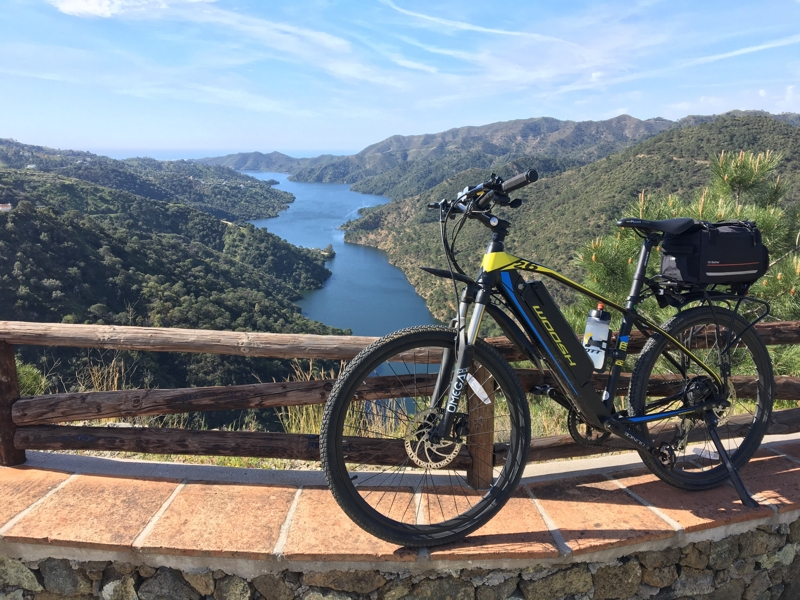 Customer's picture - Woosh Rio MTB in Spain