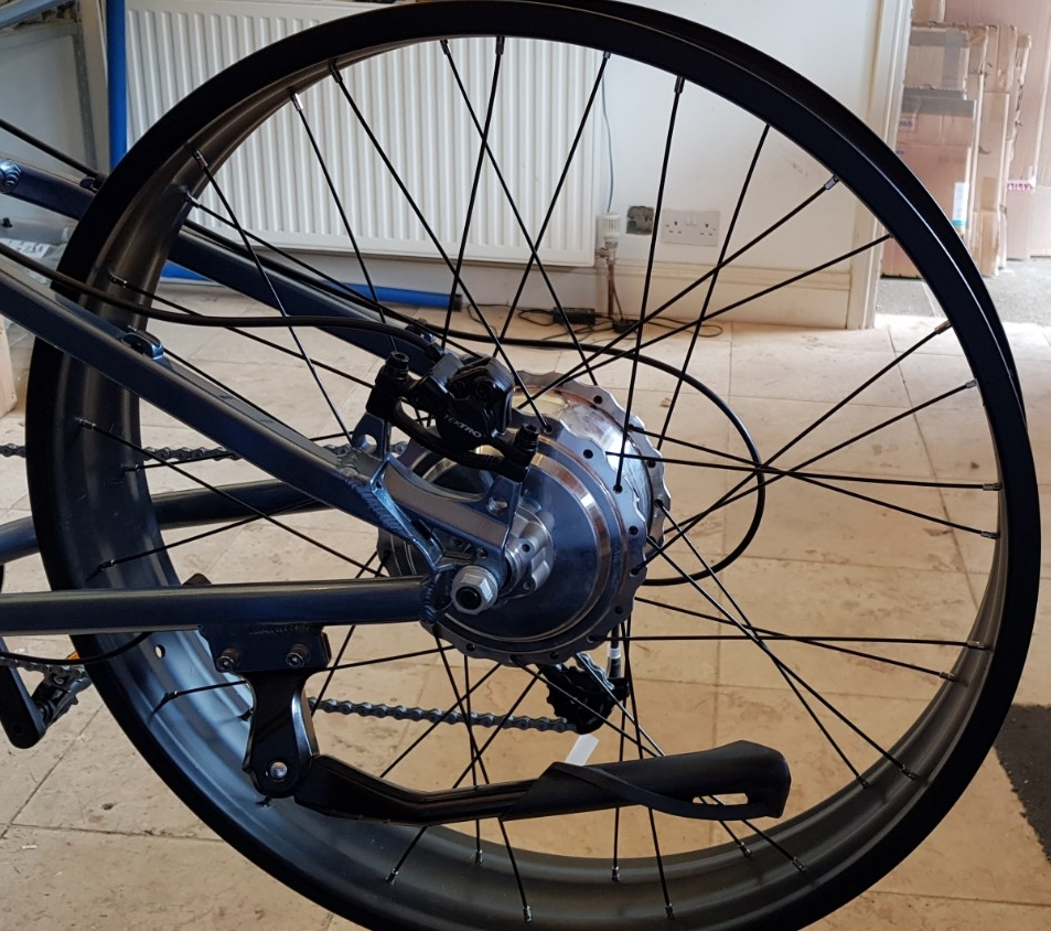 Woosh hub kits | Electric Bike Conversion Kits from Woosh