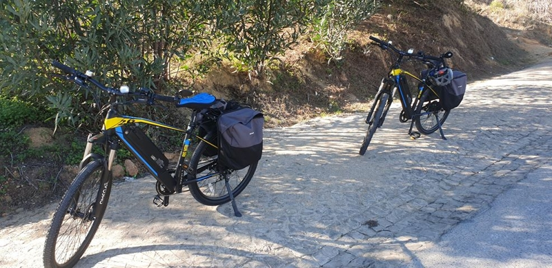 Customer's picture - Woosh Rio MTB in Portugal
