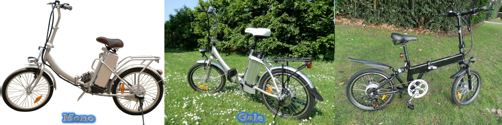 woosh electric folding bikes